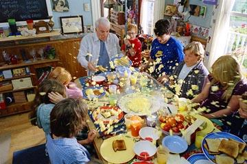 Steve Martin in 20th Century Fox's Cheaper By The Dozen