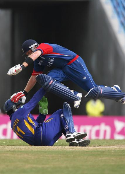 ICC Cricket World Cup Super Eights - England v Sri Lanka