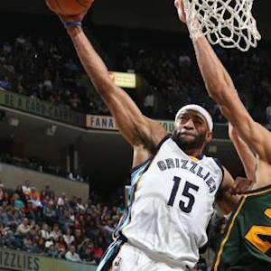 Dunk of the Night - Vince Carter
