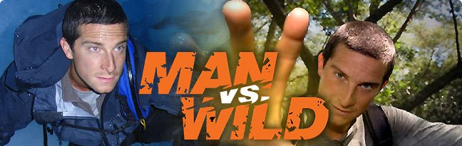 Man vs. Wild: Will Ferrell