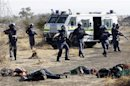 Phone video of SAfrica mine massacre pressures police