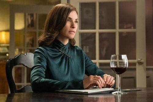 Why Julianna Marguiles Wears a Wig on The Good Wife