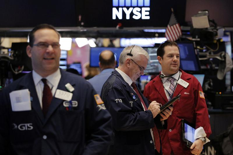 Wall Street declines as some post-election gainers reverse