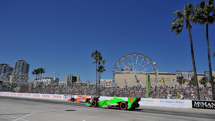 IndyCar: Long Beach Grand Prix