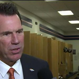 Denver Broncos head coach Gary Kubiak: 'We need to support Peyton Manning'