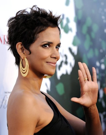 FILE - In this May 25, 2011 file photo, actress Halle Berry attends The Fragrance Foundation's 2011 FiFi Awards at The Tent at Lincoln Center in New York. Berry is one of many successful actresses over 40 working in Hollywood. (AP Photo/Evan Agostini)