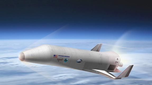 Northrop Grumman Unveils Concept for XS-1 Military Space Plane (Image)