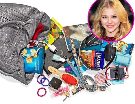 Chloe Grace Moretz: What's in My Bag?
