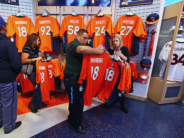 Might Have A New Best Seller At The Broncos Team Shop  Getty Images