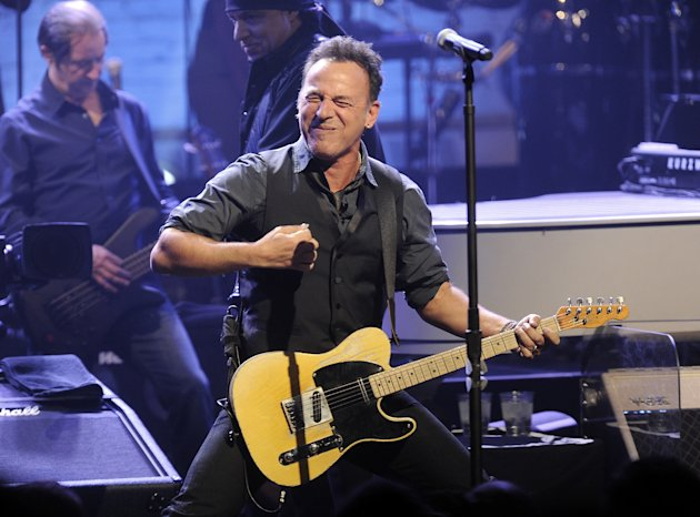 Bruce Springsteen and the …