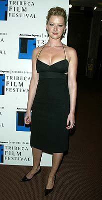Gretchen Mol The Shape of Things premiere Tribeca Film Festival, 5/7/2003
