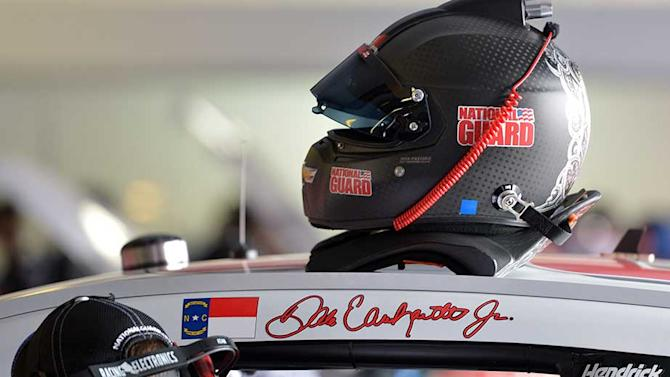 Dale Earnhardt Jr. ready to take on Talladega