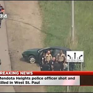 Breaking News: Mendota Heights Officer Shot, Killed
