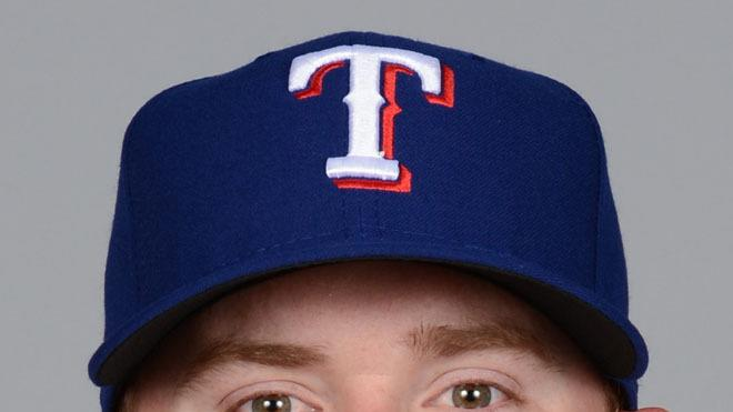 Robbie Ross Baseball Headshot Photo
