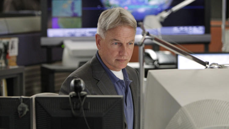 Harmon just part of the gang on unstoppable 'NCIS'
