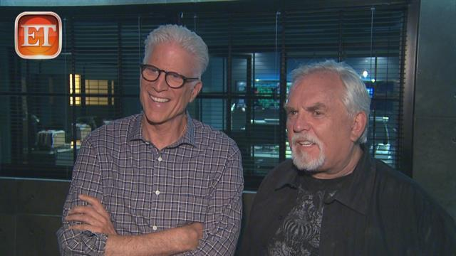 Former 'Cheers' Castmates Reunite On 'CSI'