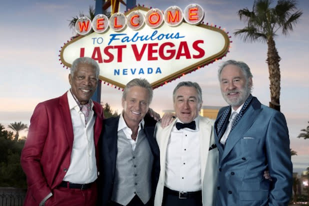Robert De Niro Can Still Throw a Punch in New 'Last Vegas' Trailer (Video)