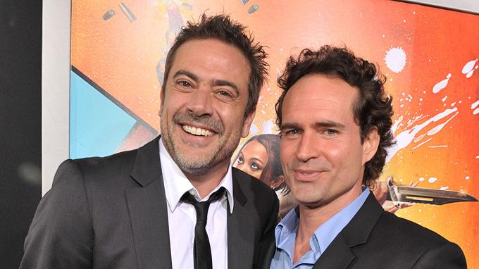 The Losers LA Premiere 2010 Jeffrey Dean Morgan Jason Patric