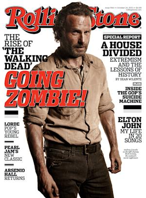 The Rise of 'The Walking Dead': 5 Shockers From Rolling Stone's Cover