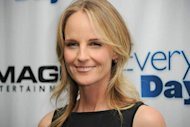 "LOS ANGELES, CA - JANUARY 11: Actress Helen Hunt arrives at the premiere of Image Entertainment's ""Every Day"" on January 11, 2011 in Los Angeles, California. Jason Merritt/Getty Images/AFP"