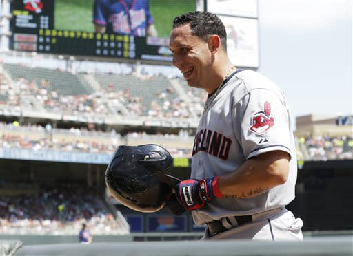 Masterson, Brantley lead Indians past Twins 7-1