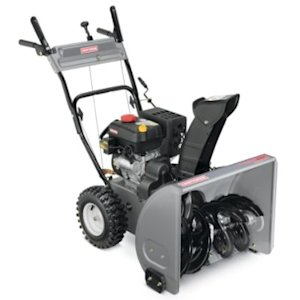 "Craftsman 24"" 179cc Dula-Storage Snowblower"