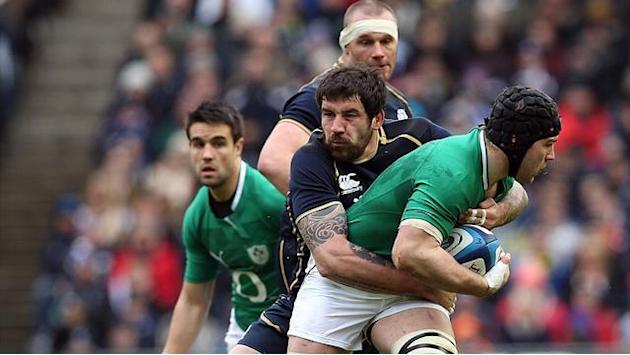 Six Nations - Ireland 'ashamed' after defeat