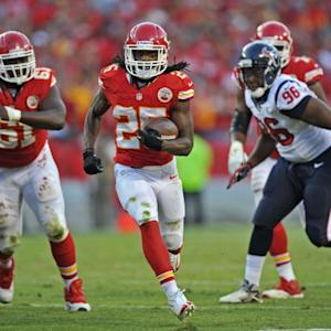 RADIO: Jamaal Charles - Desire To Win