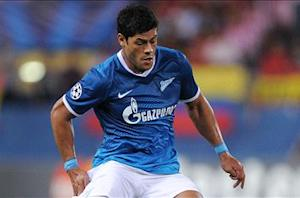 Hulk scores as Villas-Boas kicks off Zenit career with win