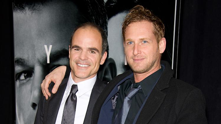The Adjustment Bureau NY Premiere 2011 Michael Kelly Josh Lucas