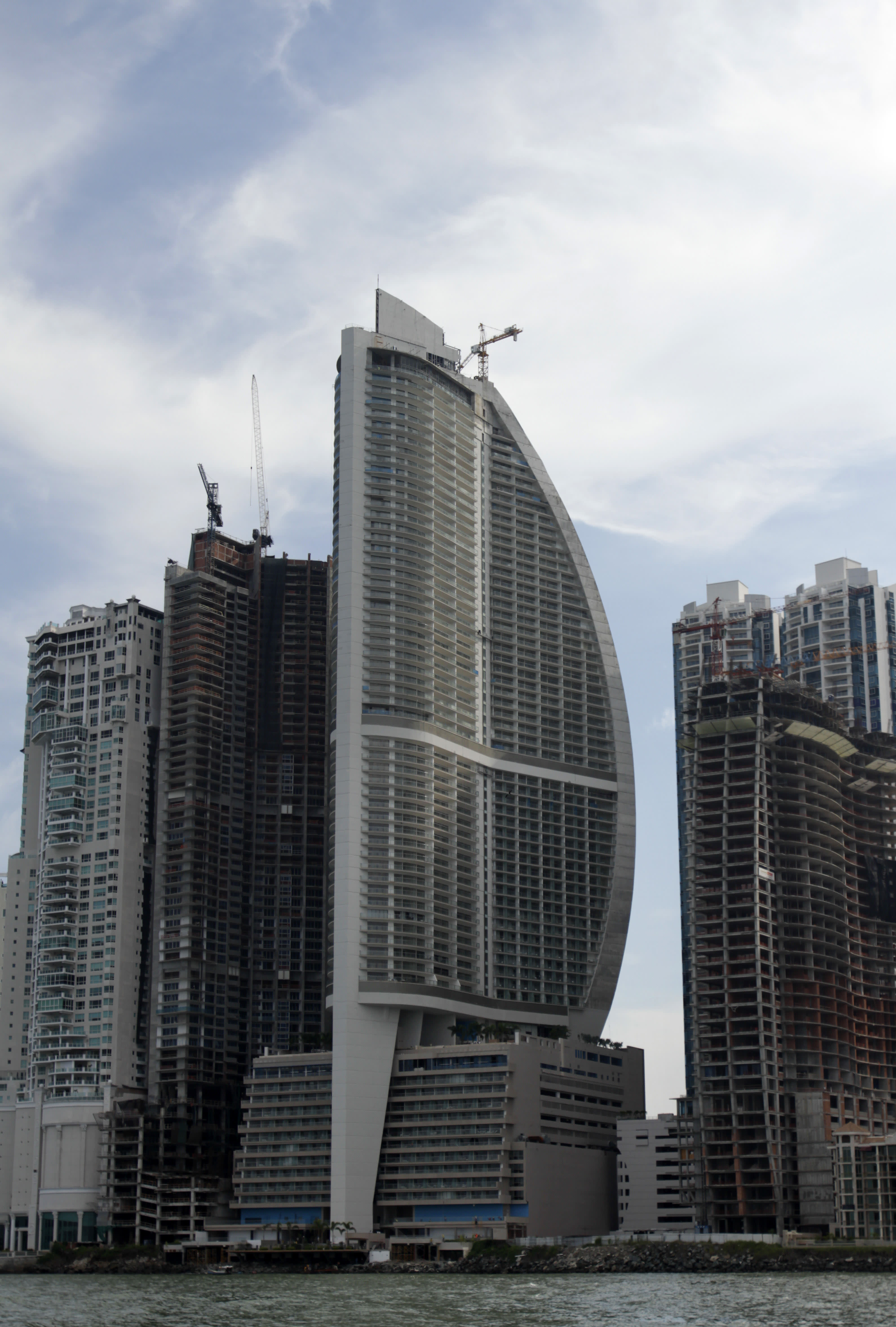 AP Exclusive: Panama condo owners tell Trump he's fired