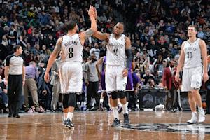 Thornton scores 27 to lead Nets past Kings, 104-89