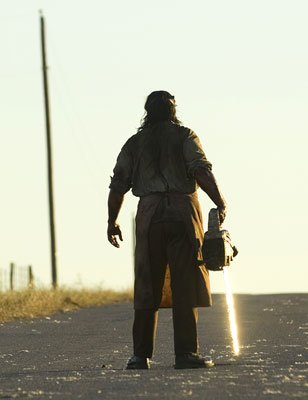 Andrew Bryniarski in New Line's Texas Chainsaw Massacre: The Beginning