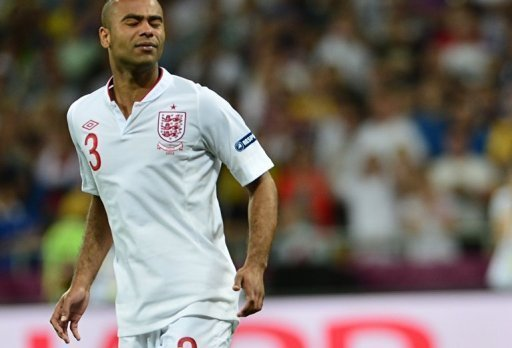 English defender Ashley Cole …