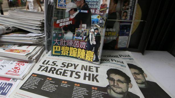 Snowden Is Using 'Specific' Evidence of the U.S. Hacking China to Stay Out of Jail