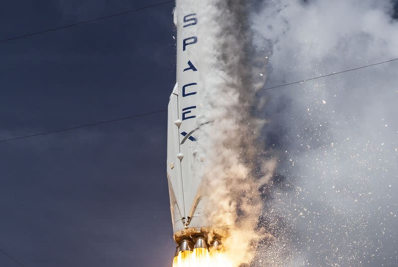 SpaceX can now launch military and spy satellites with its Falcon 9 rocket