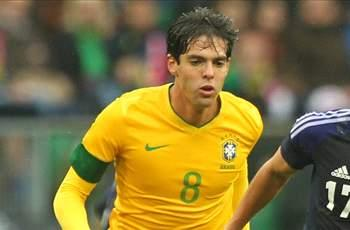 'Kaka won't start against Italy' - Scolari