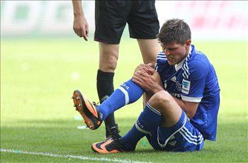 Huntelaar ruled out of Champions League playoff