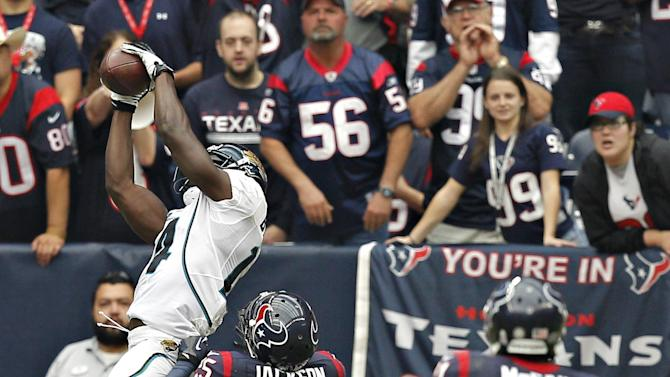 Jacksonville Jaguars v Houston Texans