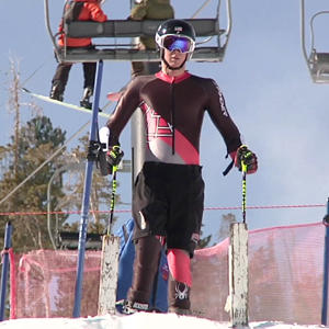 Teen Skier Carves Path to Sochi Paralympics