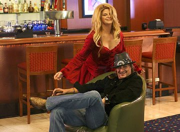 Kirstie Alley and Kid Rock Showtime's Fat Actress