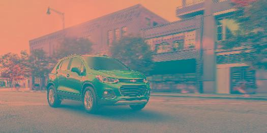 Chevy is redesigning its Trax SUV to double-down on success
