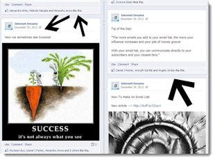 How to Get More Likes on Your Facebook Page image Facebook page updates v3