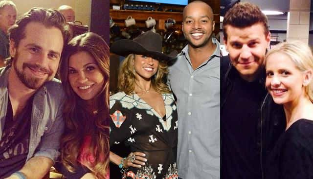 15 of the Most Epic Cast Reunions of 2014