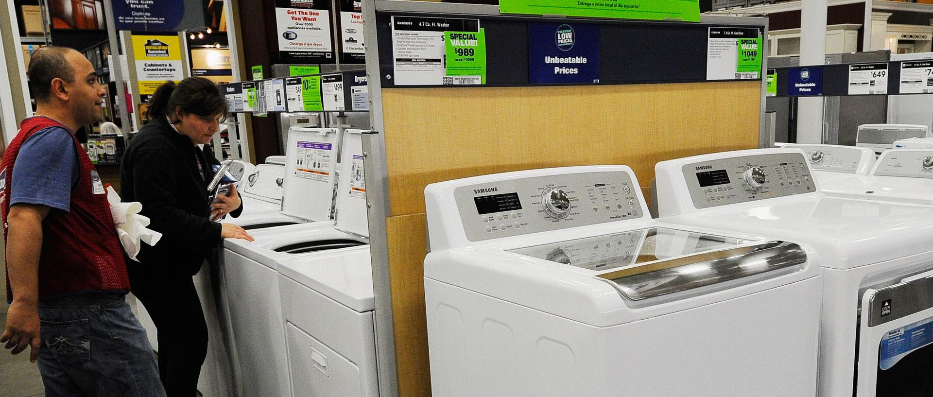 Best Black Friday Appliance Deals at Best Buy, Home Depot, Lowe's, and Sears