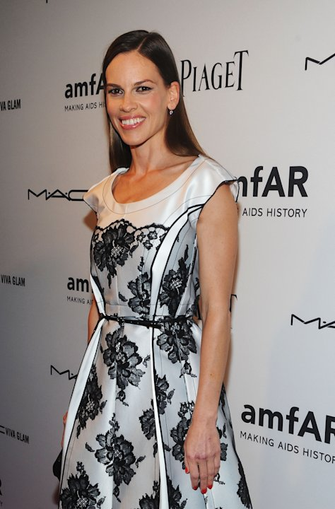 3rd Annual amfAR Inspiration Gala New York - Arrivals