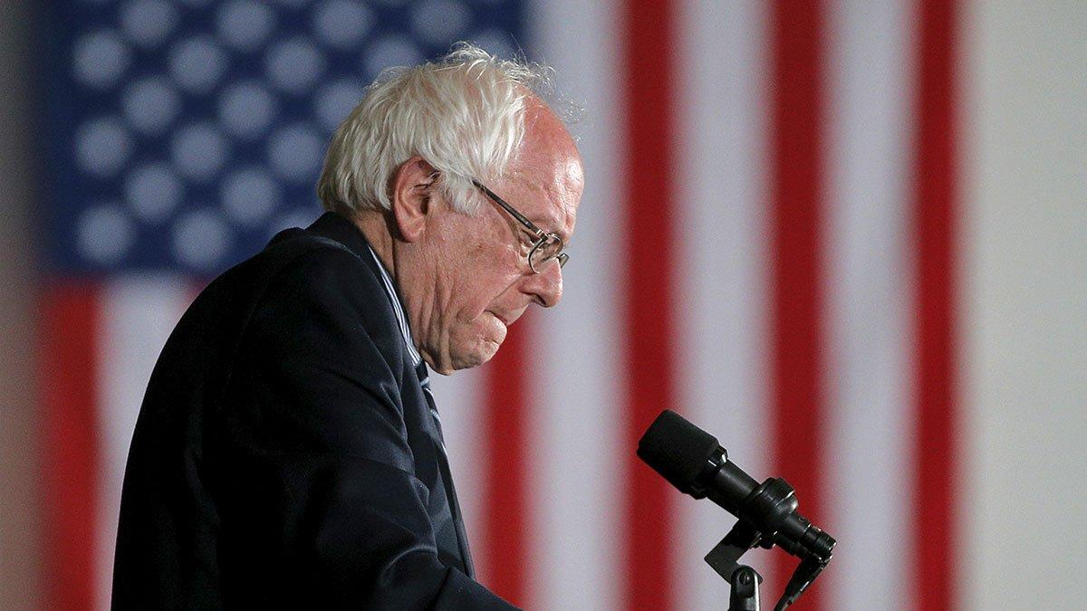 Here's What Happens If Sanders Drops Out of the Race