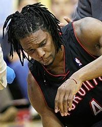 Oh, Canada: Has Bosh played his final game?