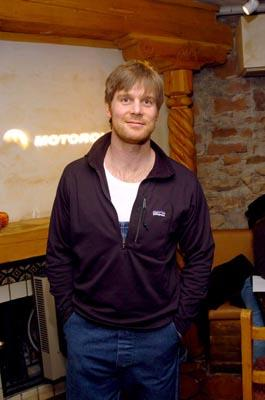"Peter Krause ""We Don't Live Here Anymore"" - 1/20/2004 Sundance Film Festival"