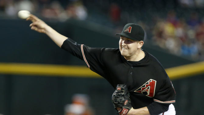 Diamondbacks rout Rockies 14-4